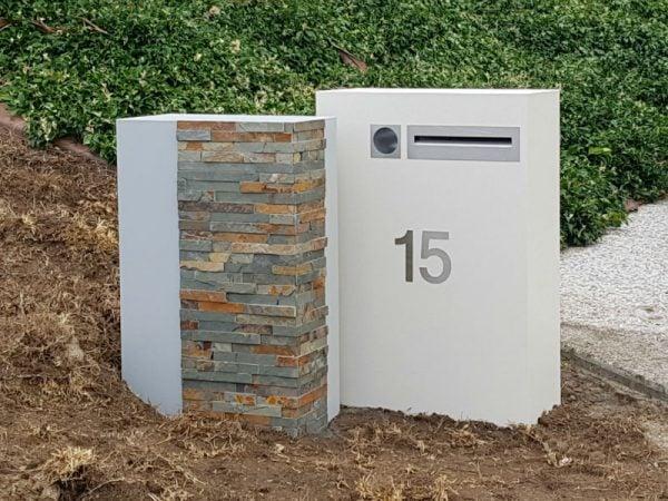 E82 Double Column Mailbox