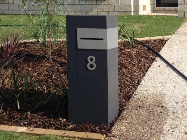 E2 Single Column Mailbox