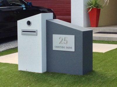 E36 Double Column Mailbox